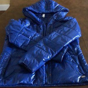 Lucy light puffer jacket